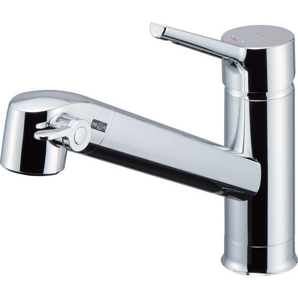LIXIL RJF-871YN INAX [キッチン用 浄水器内蔵シングルレバー混合水栓 (寒冷地用)]