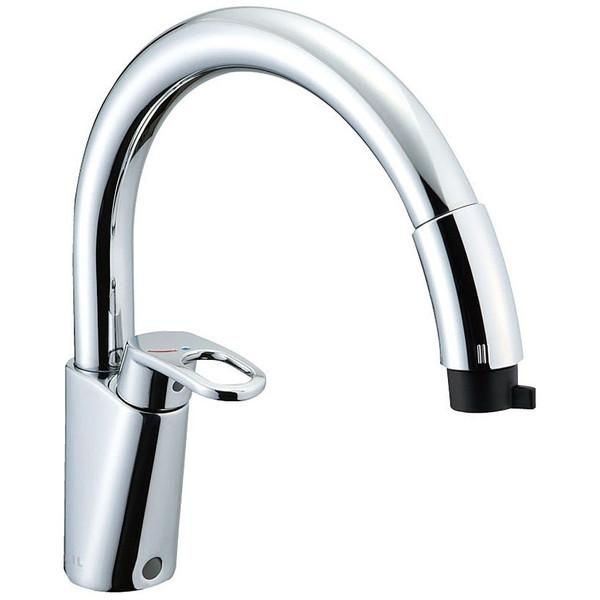 LIXIL RSF-831YN INAX [キッチン用 ワンホールシングルレバー混合水栓 (寒冷地用)ハンドシャワー付]