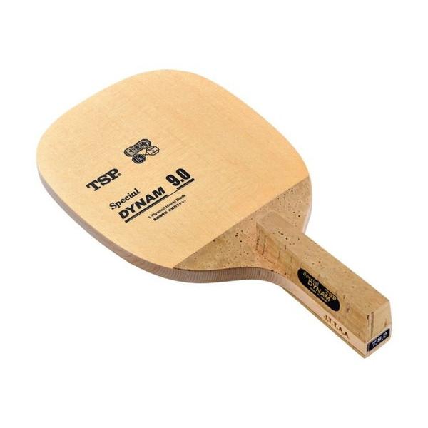 【送料無料】TSP スペシャルダイナム 9.0 角型 [卓球ラケット(日本式ペン)]