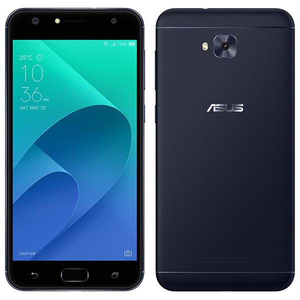 【送料無料】ASUS ZD553KL-BK64S4 ネイビーブラック 4 ZenFone 4 Selfie Selfie [SIMフリースマートフォン], AsianTyphoOon:40b31391 --- sunward.msk.ru