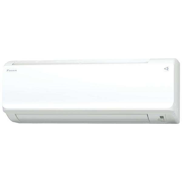 【送料無料】DAIKIN S40WTCXV-W ホワイト CXシリーズ [エアコン(主に14畳用・200V対応・室外電源)]