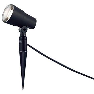 PANASONIC LGW45021BK オフブラック [LEDスポットライト・ガーデンライト(電球色)]
