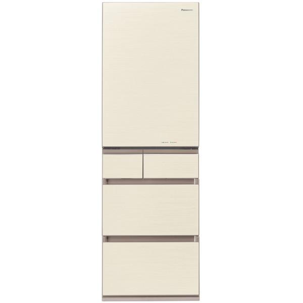 PANASONIC NR-E454PX-N シャンパンゴールド [冷蔵庫 (450L・右開き)]【代引き・後払い決済不可】
