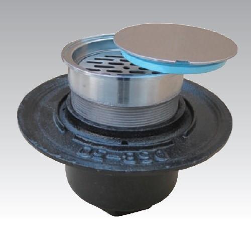 【送料無料】アウス D-5B-3CO D-5B-3CO [防水用床排水トラップ掃除口(内部目皿付)], サムカワマチ:fe098b7f --- sunward.msk.ru