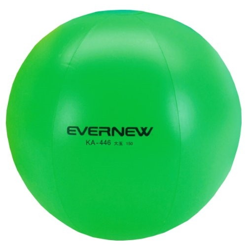 EVERNEW EKA446 緑 [カラー大玉150]