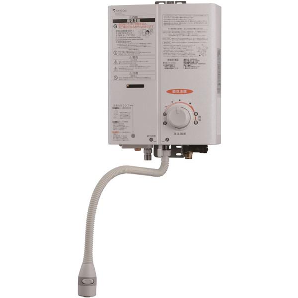 【送料無料】東京ガス KG-405SG 13A [ガス小型湯沸器(都市ガス用・元止式)]