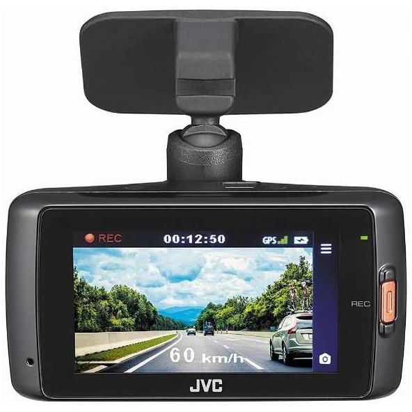 【送料無料】JVC GC-DR1 [ドライブレコーダー(ディスプレイ搭載)]