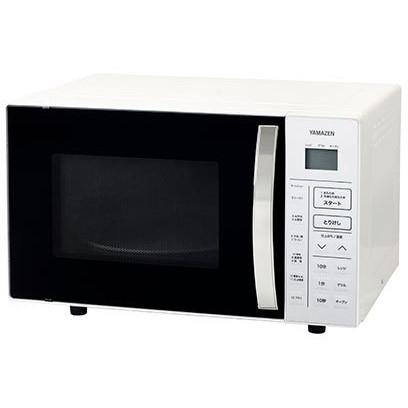 【送料無料】山善 YRC-0161VE(W) ホワイト [オーブンレンジ(16L)]