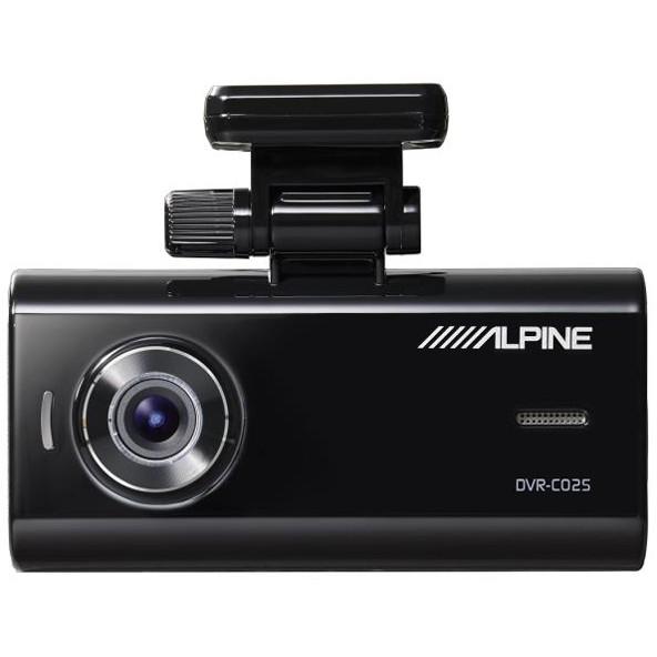 【送料無料】ALPINE DVR-C02S ブラック [ドライブレコーダー]