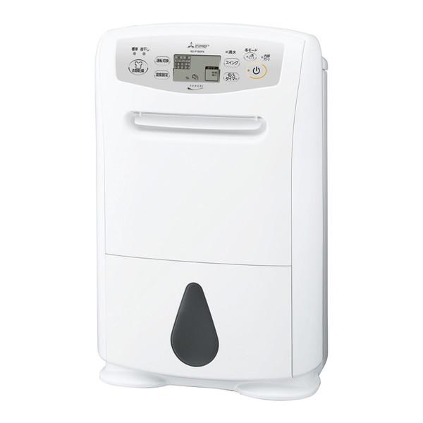 MITSUBISHI MJ-P180PX ホワイト [衣類乾燥除湿機(木造~19畳/コンクリ~39畳まで)]