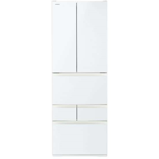 東芝 GR-R460FH(EW) グランホワイト VEGETA [冷蔵庫 (462L・プレンチドア)]【代引き・後払い決済不可】