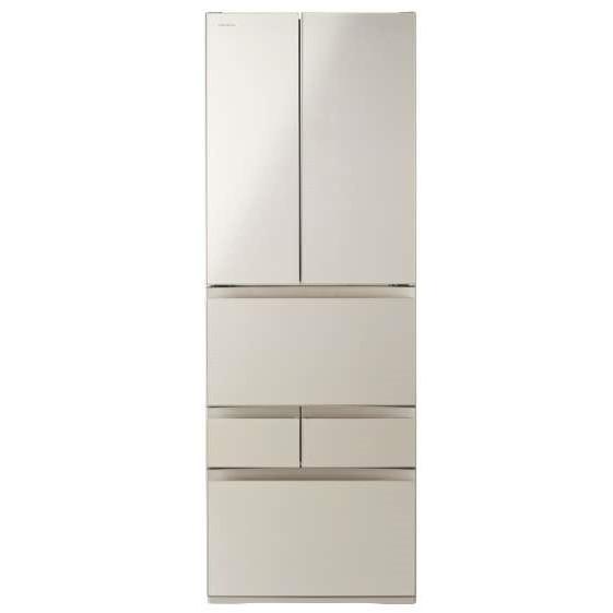 東芝 GR-R510FH(EC) サテンゴールド VEGETA [冷蔵庫 (509L・プレンチドア)]【代引き・後払い決済不可】