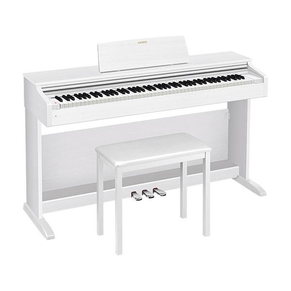 CASIO(カシオ) AP-270WE ホワイトウッド調 CELVIANO [電子ピアノ (88鍵)]