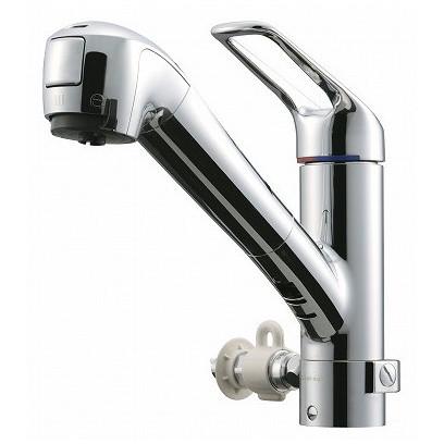 タカギ JL226MN-NNGR02 エコシリーズ [蛇口一体型浄水器 みず工房 お湯分岐タイプ]