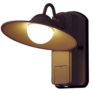 PANASONIC LGWC80245LE1 [LEDポーチライト(電球色) 防雨型 センサ機能]