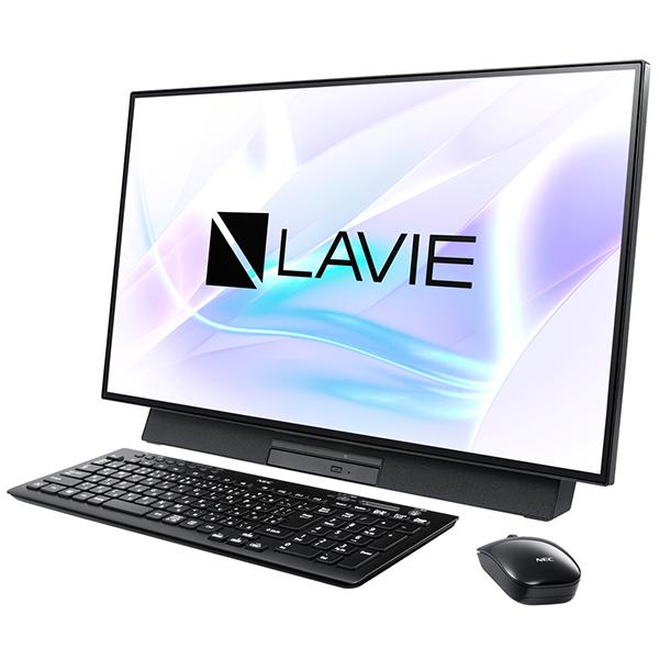 【送料無料】NEC PC-DA500MAB ファインブラック LAVIE Desk All-in-one [デスクトップパソコン 27型ワイド液晶 HDD1TB DVDスーパーマルチ]
