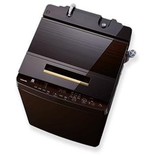 【送料無料】東芝 AW-10SD8(T) グレインブラウン ZABOON [簡易乾燥機能付洗濯機(10.0kg)]【代引き・後払い決済不可】