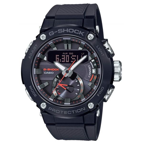 CASIO(カシオ) GST-B200B-1AJF G-SHOCK G-STEEL [ソーラー腕時計(メンズウオッチ)]