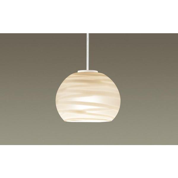 PANASONIC LGB10084LE1 美ルック [LED小型ペンダントライト (LED(電球色) 吊下型 ガラスセードタイプ・拡散タイプ・直付タイプ)]