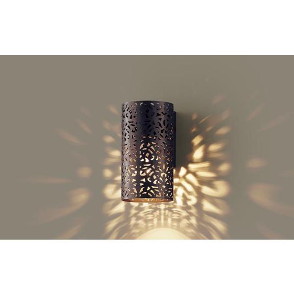 PANASONIC LGB81624 [LEDブラケットライト (LED(電球色) 壁直付型)]