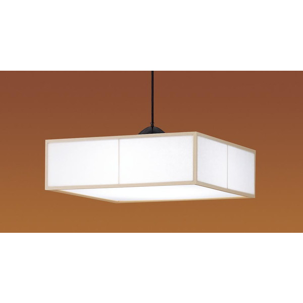 PANASONIC LGBZ6212 [LEDペンダントライト (~8畳 LED(昼光色~電球色) 吊下型 下面密閉・引掛シーリング方式 パネル付型 リモコン調光・リモコン調色)]