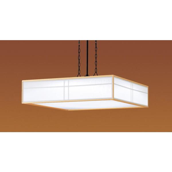 PANASONIC LGBZ8210 数寄屋 [LEDペンダントライト (~12畳 LED(昼光色~電球色) 吊下型 下面密閉・引掛シーリング方式 パネル付型 リモコン調光・リモコン調色)]