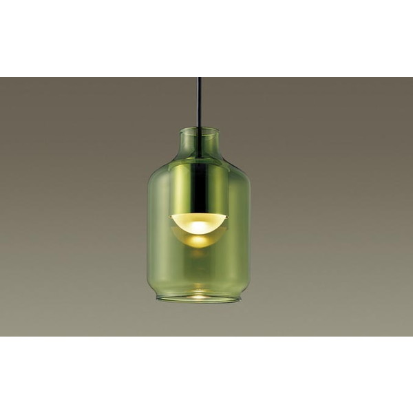 PANASONIC LGB16726LE1 美ルック [LED小型ペンダントライト (LED(電球色) 吊下型 ガラスセードタイプ・拡散タイプ・ダクトタイプ)]