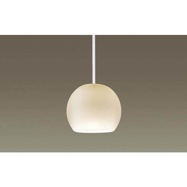 PANASONIC LGB16752LE1 美ルック [LED小型ペンダントライト (LED(温白色) 吊下型 ガラスセードタイプ・拡散タイプ・ダクトタイプ)]