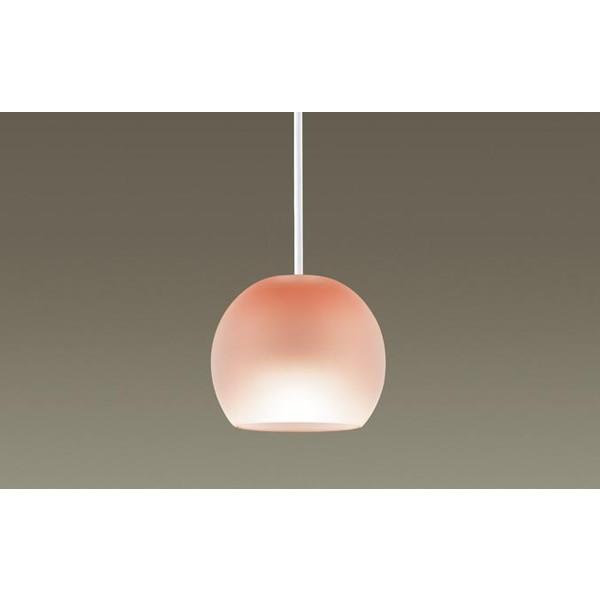 PANASONIC LGB16756LE1 美ルック [LED小型ペンダントライト (LED(温白色) 吊下型 ガラスセードタイプ・拡散タイプ・ダクトタイプ)]