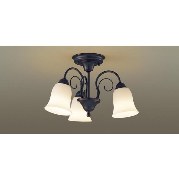PANASONIC LGB57365 [LED小型シャンデリア (~4.5畳 LED(電球色) 吊下型 U-ライト方式)]