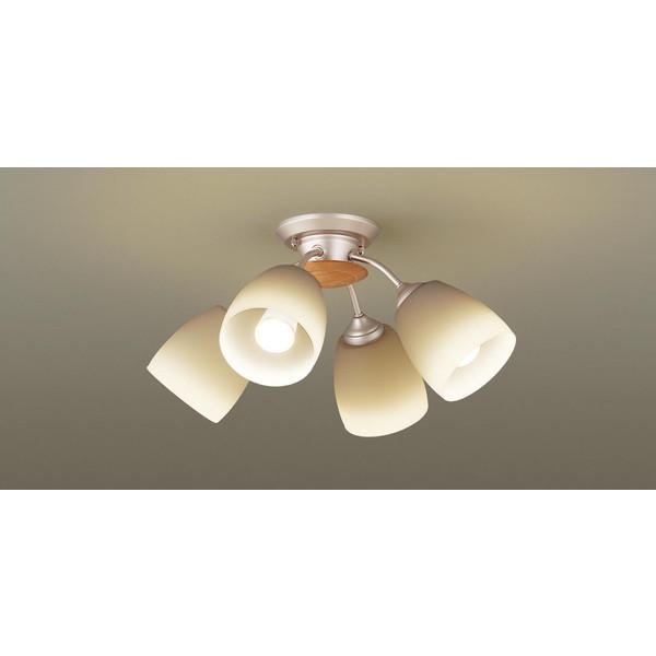 【送料無料】PANASONIC LGB57416 [LEDシャンデリア (~6畳 LED(電球色) 吊下型 U-ライト方式)]