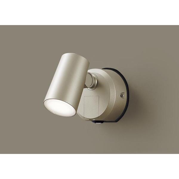 【送料無料】PANASONIC LGWC40386LE1 FreePa [LEDスポットライト (LED(温白色) 壁直付型 拡散タイプ 防雨型・フラッシュ・ON/OFF型・明るさセンサ付 パネル付型)]