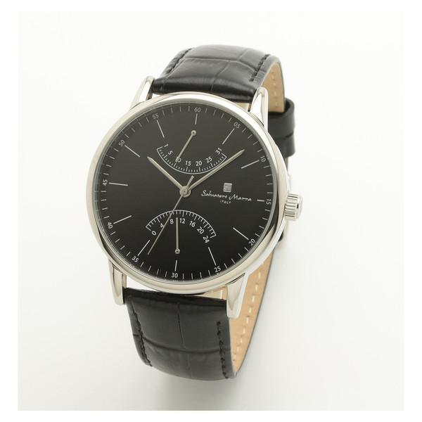Salvatore Marra SM19105-SSBK [クオーツ腕時計(メンズ)]