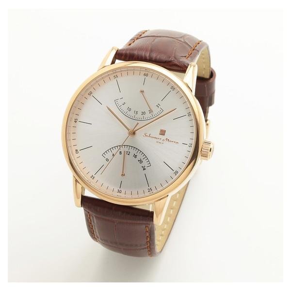 Salvatore Marra SM19105-PGSV [クオーツ腕時計(メンズ)]