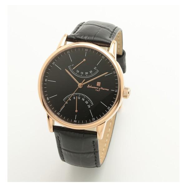 Salvatore Marra SM19105-PGBK [クオーツ腕時計(メンズ)]