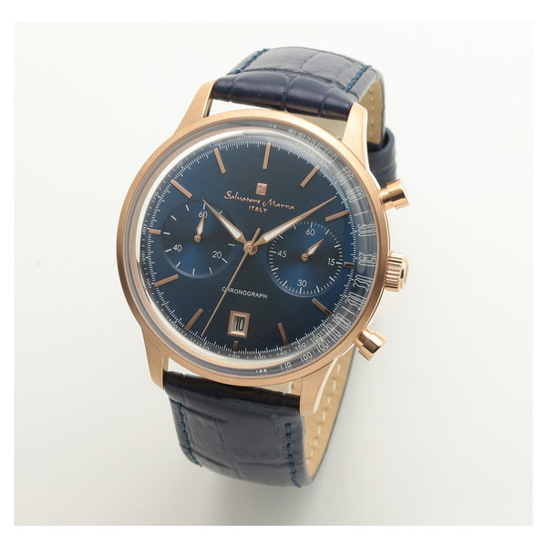 Salvatore Marra SM19106-PGBL [クオーツ腕時計(メンズ)]