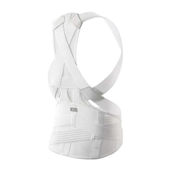 【送料無料】MTG YS-AF02M ホワイト Style BX Plus [姿勢サポートベルト(Mサイズ)]【クーポン対象商品】