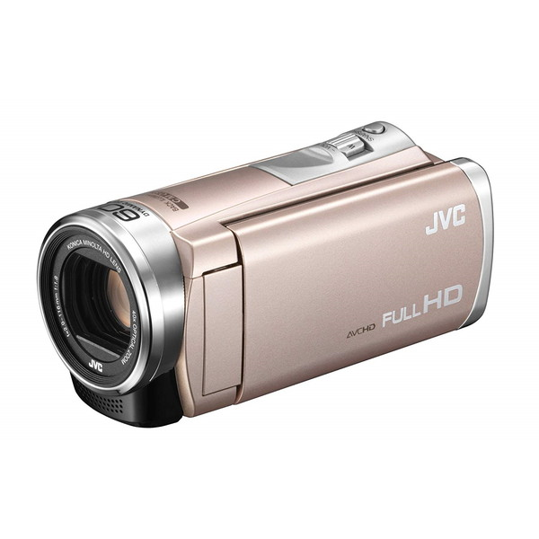 【送料無料】JVC ピンクゴールド GZ-E400-N ピンクゴールド【送料無料】JVC Everio GZ-E400-N [ハイビジョンメモリービデオカメラ(32GB)], 崎戸町:56fdf9e5 --- sunward.msk.ru