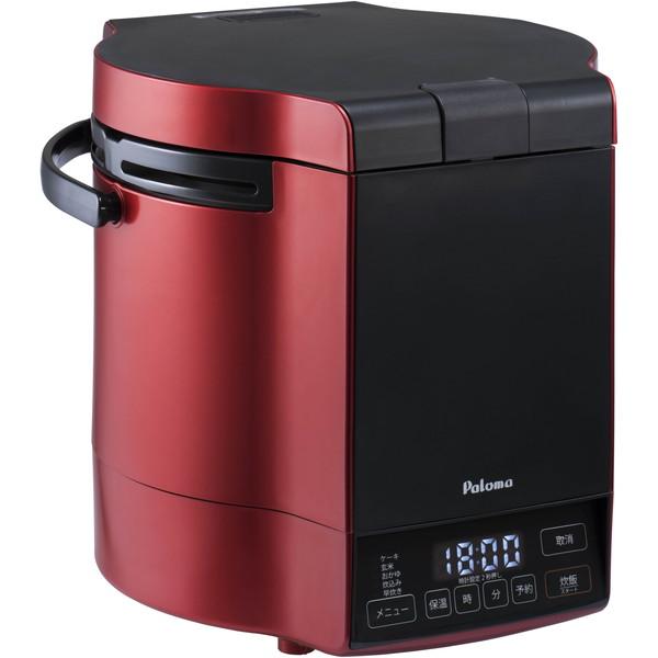 パロマ マイコン電子ジャー付ガス炊飯器 炊きわざ PR-M09T
