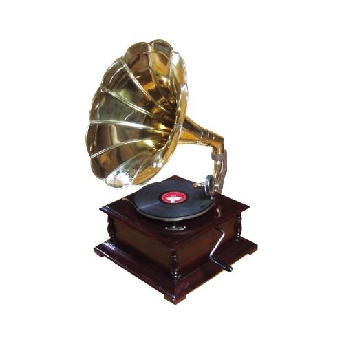 ROCKS Motion 蓄音機クラシック グラモフォーン