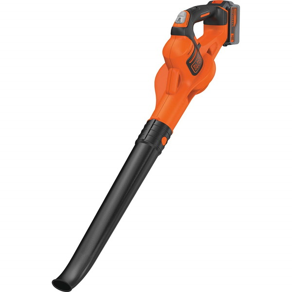 ブラック・アンド・デッカー(BLACK&DECKER) GWC1840PC [コードレスブロワー(18V 4.0Ah)] 園芸用品 ガーデニング 吹き飛ばし 落ち葉 清掃 掃除 充電式