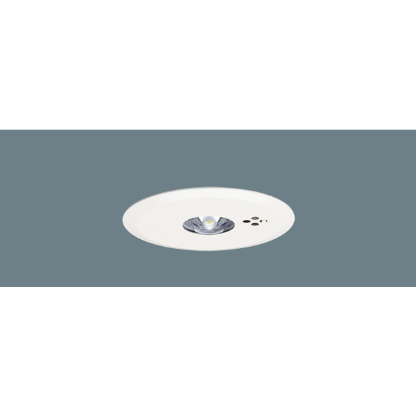 PANASONIC NNFB91405J [LED非常灯 (天井埋込型 LED(昼白色) 断熱・遮音施工用 リモコン自己点検機能付/埋込穴φ100)]