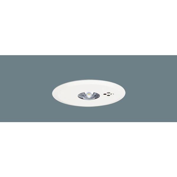 PANASONIC NNFB91685J [LED非常灯 (天井埋込型 LED(昼白色) 長時間定格型(60分間) リモコン自己点検機能付/埋込穴φ100)]