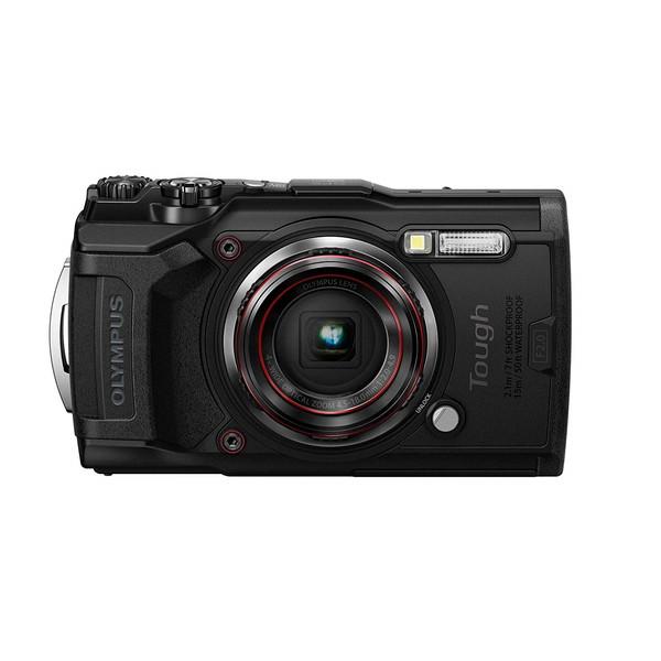 OLYMPUS TG-6 BLK Tough ブラック [コンパクトデジタルカメラ(1200万画素)]