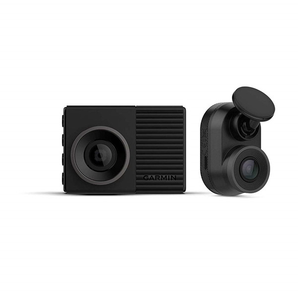 GARMIN 010-02291-00 Dash Cam 46Z [前後2カメラドライビングレコーダー] 前後2カメラ Full HD 前後同時録画 あおり運転対策 ドラレコ ガーミン