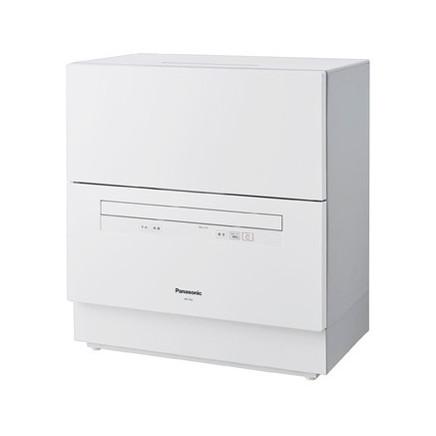 PANASONIC NP-TA3 ホワイト [食器洗い乾燥機 (5人用・食器点数40点)]