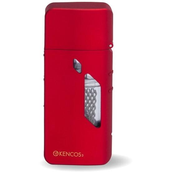 アクアバンク KENCOS3 レッド [ポータブル水素ガス吸引具]【クーポン対象商品】