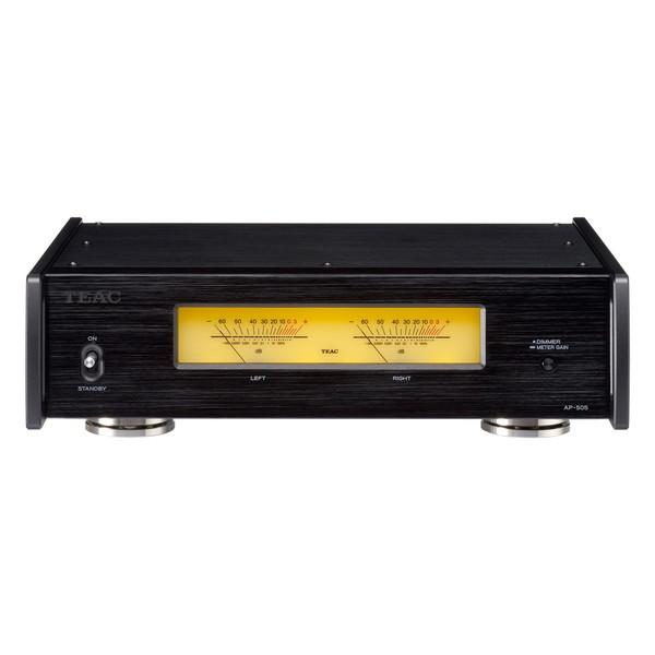 TEAC AP-505-B ブラック [ステレオパワーアンプ]