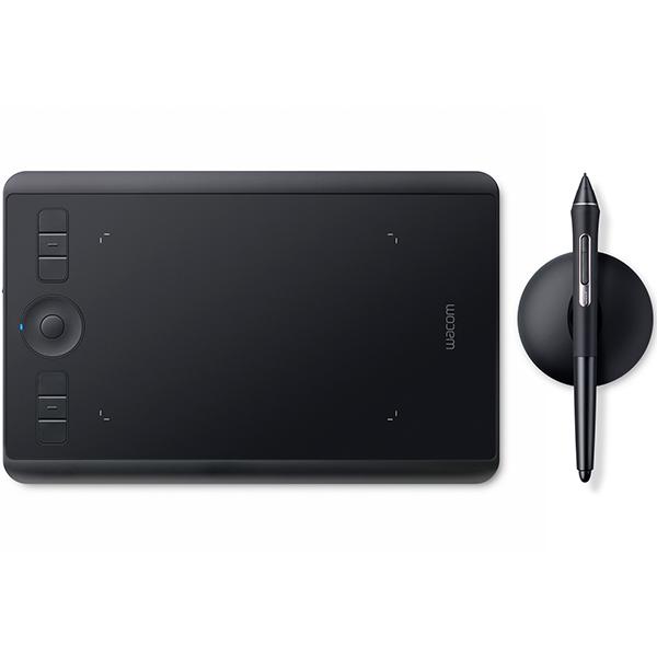 WACOM PTH460K0D ブラック Intuos Pro Small [ペンタブレット] メーカー直送