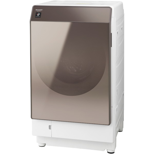 SHARP ES-G112-TR ブラウン系 [ななめ型ドラム式洗濯乾燥機(11.0kg) 右開き]【代引き不可】